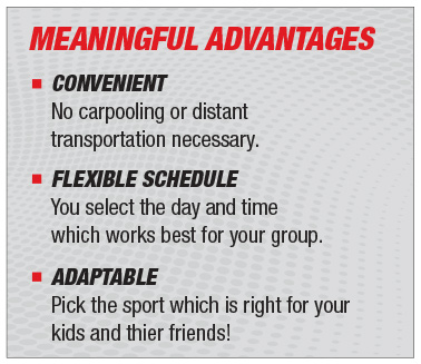 Home Field Advantages